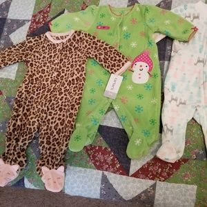 Carters 3mnths sleepers